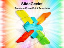 Abstract Connectivity Communication PowerPoint Templates And PowerPoint Backgrounds 0511