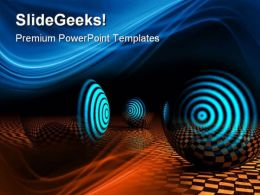 Abstract Target Concept Shapes PowerPoint Templates And PowerPoint Backgrounds 0511