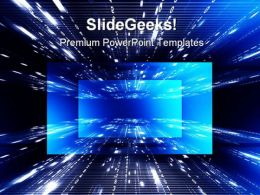 Abstract Technology PowerPoint Templates And PowerPoint Backgrounds 0311