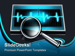 Analyzing The Statistics Business PowerPoint Backgrounds And Templates 1210