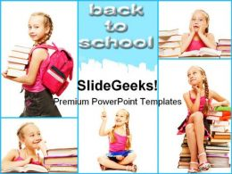 Back To School Education PowerPoint Backgrounds And Templates 0111