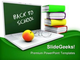 Back To School Education PowerPoint Backgrounds And Templates 1210