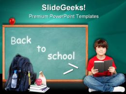 Back To School Education PowerPoint Templates And PowerPoint Backgrounds 0511