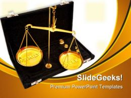 Balance01 Business PowerPoint Templates And PowerPoint Backgrounds 0411