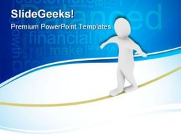Balanced Business Finance PowerPoint Templates And PowerPoint Backgrounds 0711