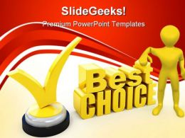 Best Choice Business PowerPoint Templates And PowerPoint Backgrounds 0411