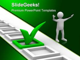 Big Positive Symbol PowerPoint Templates And PowerPoint Backgrounds 0511