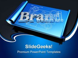 Brand Business PowerPoint Templates And PowerPoint Backgrounds 0411