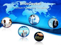 Business Collage Success PowerPoint Templates And PowerPoint Backgrounds 0411