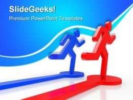 Business Concepts Leadership PowerPoint Templates And PowerPoint Backgrounds 0411