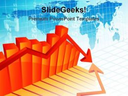 Business Crisis Finance PowerPoint Templates And PowerPoint Backgrounds 0511