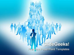Business Directions People PowerPoint Templates And PowerPoint Backgrounds 0511
