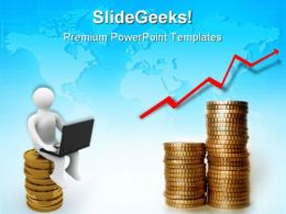 Business Economy Finance PowerPoint Templates And PowerPoint Backgrounds 0711
