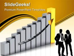 Business Graph01 Success PowerPoint Templates And PowerPoint Backgrounds 0411