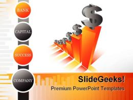 Business Graph Success PowerPoint Templates And PowerPoint Backgrounds 0211
