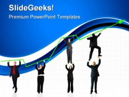 Business Growth03 Success PowerPoint Templates And PowerPoint Backgrounds 0611
