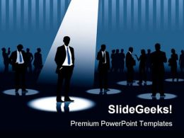 Business Leader01 Leadership PowerPoint Templates And PowerPoint Backgrounds 0711