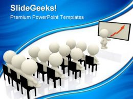 Business Meeting People PowerPoint Templates And PowerPoint Backgrounds 0411
