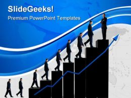 Business Statistics Success PowerPoint Templates And PowerPoint Backgrounds 0711