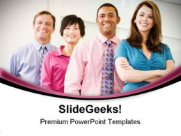 Business Team01 Success PowerPoint Templates And PowerPoint Backgrounds 0511