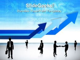 Business Team Success PowerPoint Templates And PowerPoint Backgrounds 0511