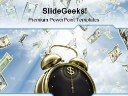Business Time Finance PowerPoint Templates And PowerPoint Backgrounds 0211