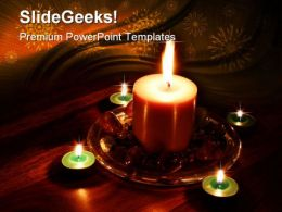 Candles07 Festival PowerPoint Templates And PowerPoint Backgrounds 0411