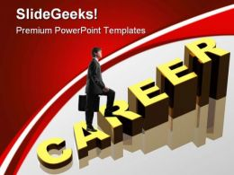 Career Opportunities Success PowerPoint Templates And PowerPoint Backgrounds 0611