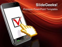 Checking Security PowerPoint Templates And PowerPoint Backgrounds 0211