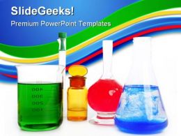 Chemical Research Laboratory Science PowerPoint Templates And PowerPoint Backgrounds 0511