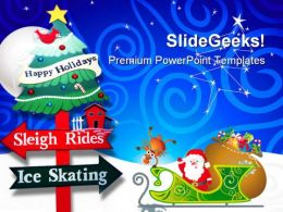 Christmas Holiday Powerpoint Templates And Powerpoint Backgrounds 0211