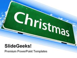 Christmas Holidays PowerPoint Templates And PowerPoint Backgrounds 0711