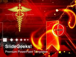 Clinical Symbol Medical PowerPoint Templates And PowerPoint Backgrounds 0211