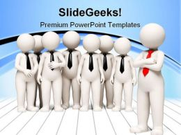 Company Business PowerPoint Templates And PowerPoint Backgrounds 0911