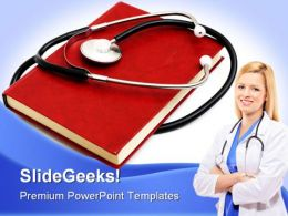 Concept Of Medical Education PowerPoint Templates And PowerPoint Backgrounds 0211