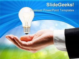 Creativity Business PowerPoint Templates And PowerPoint Backgrounds 0211