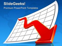 Crisis Business PowerPoint Templates And PowerPoint Backgrounds 0511