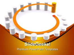 Diagram Business PowerPoint Templates And PowerPoint Backgrounds 0611