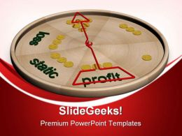 Disk With Instructions Business PowerPoint Templates And PowerPoint Backgrounds 0611