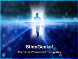 Doorway Success PowerPoint Templates And PowerPoint Backgrounds 0511