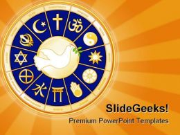 Dove Of Peace Religion PowerPoint Templates And PowerPoint Backgrounds 0411