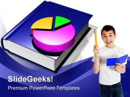 Educational Statistics Education PowerPoint Templates And PowerPoint Backgrounds 0311