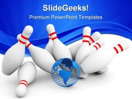 Exact Hit Game PowerPoint Templates And PowerPoint Backgrounds 0511