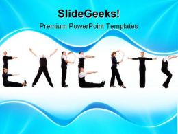 Experts Group People PowerPoint Templates And PowerPoint Backgrounds 0711