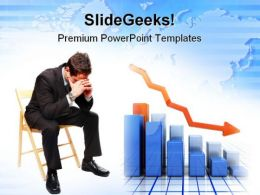 Financial Crisis Finance PowerPoint Templates And PowerPoint Backgrounds 0811