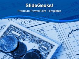 Financial Markets Money PowerPoint Templates And PowerPoint Backgrounds 0211