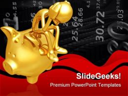 Financial Problem Business PowerPoint Templates And PowerPoint Backgrounds 0511