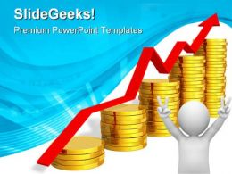 Financial Success Business PowerPoint Templates And PowerPoint Backgrounds 0511