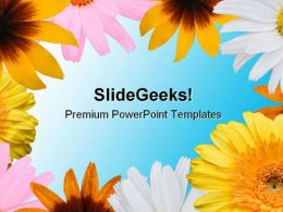 Flowers Background01 Abstract PowerPoint Templates And PowerPoint Backgrounds 0811