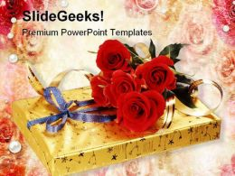 Gift Festival PowerPoint Templates And PowerPoint Backgrounds 0411